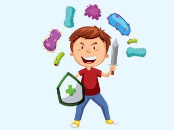 The Secret Behind My Child's Robust Immunity