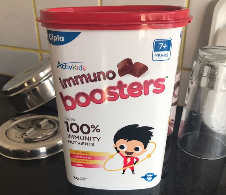 Here's The Secret Behind My Child's Robust Immunity