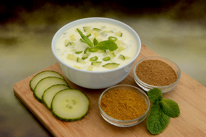 Use healthy dips