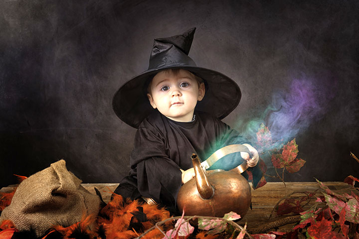 Witch, Wizard, and Warlock Baby Names