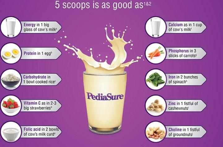 five scoops is as good as