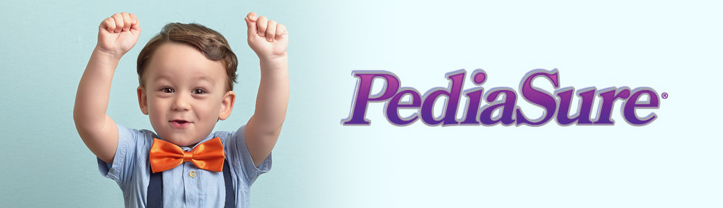pediasure boy
