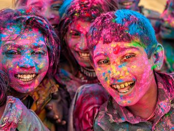 17 Tips To Play A Safe Holi With Your Little Ones