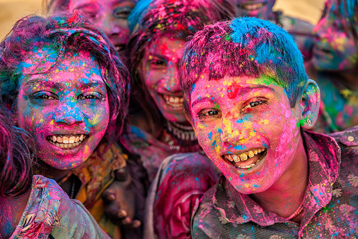 Tips To Play A Safe Holi With Your Little Ones