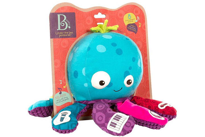 Baby B. by Battat Under the Sea Jamboree Playset