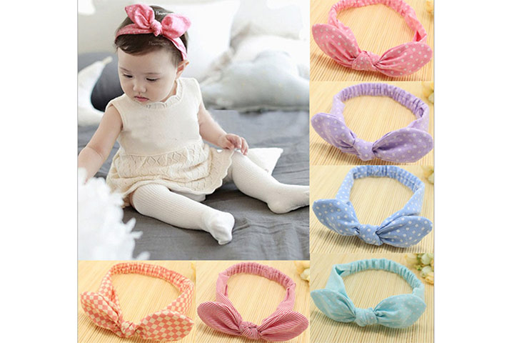 Baby's Headbands Girl's Cute Hair Bows Hair bands