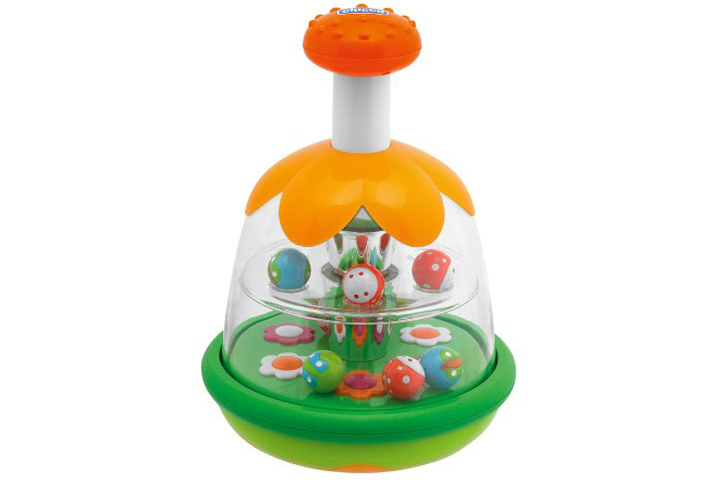 Chicco Butterfly Spinner Toy