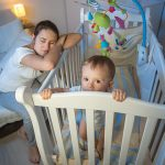 Don't Take It Easy If Your Baby Is Not Sleeping At Night