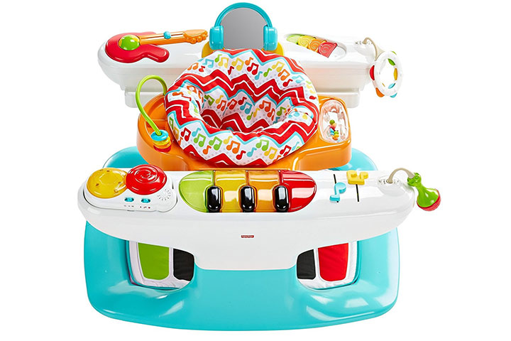 18 Toys For Ten Month Olds 1 Fisher Price  Step N Play Piano