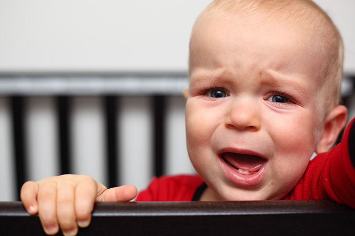 Here's Why Baby Boys Should Be Allowed To Cry
