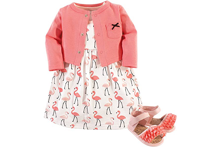 Hudson Baby Girl Dress