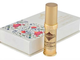 Royal Indulgence Kumkumadi Beauty Serum For Skin Lightening and Pigmentation
