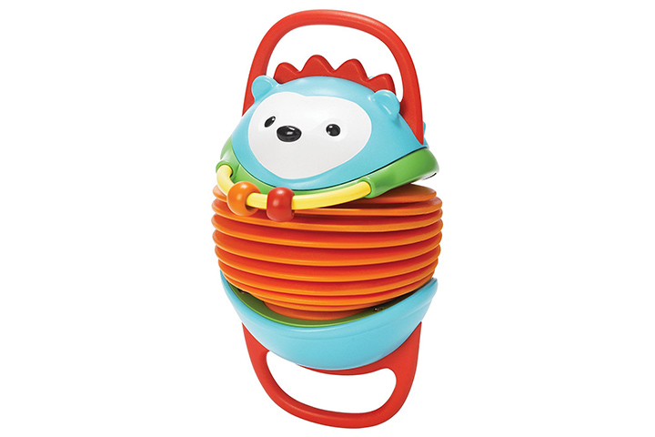 Skip Hop Explore and More Musical Hedgehog Accordion Activity Toy