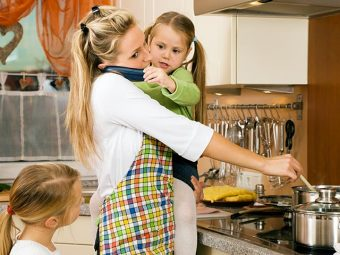 5 Strong Reasons For A Stay-At-Home Mom To Feel Proud Of Herself