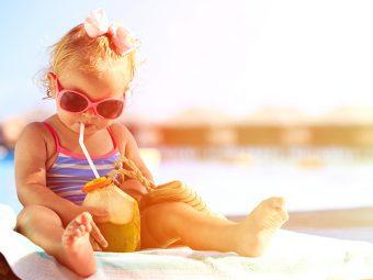Top 13 Summer Essentials For Babies