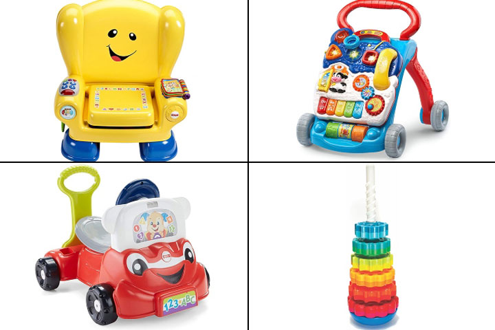 Toys And Gifts For 10-Month