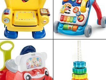 31 Best Toys And Gifts For 10-Month-Old Babies In 2021
