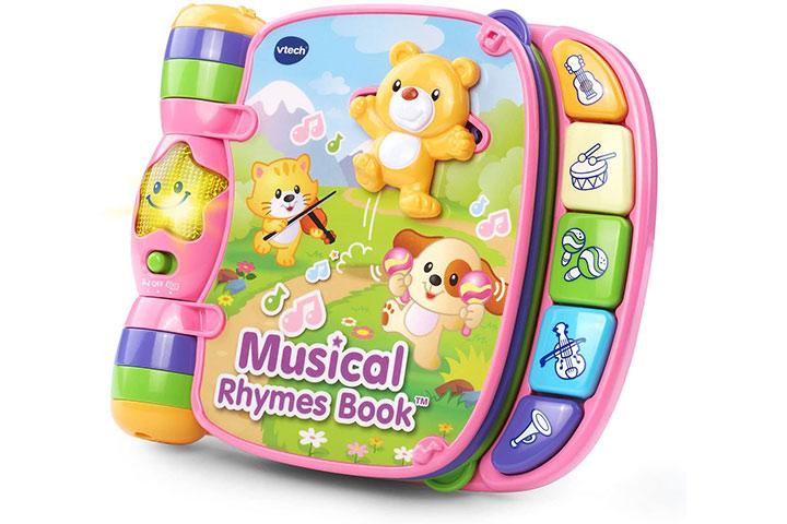 VTech Musical Rhyme Book