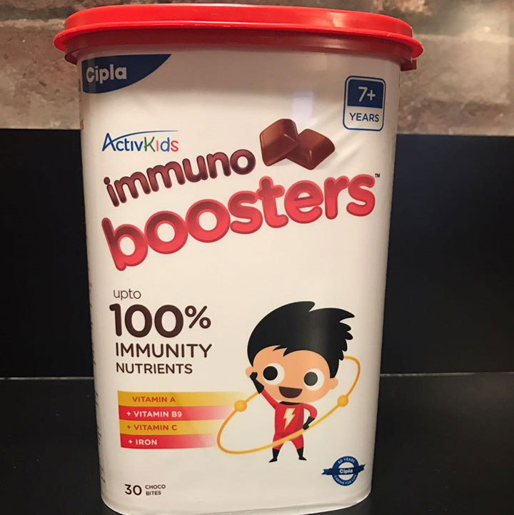 What Is Cipla ActivKids Immuno Boosters