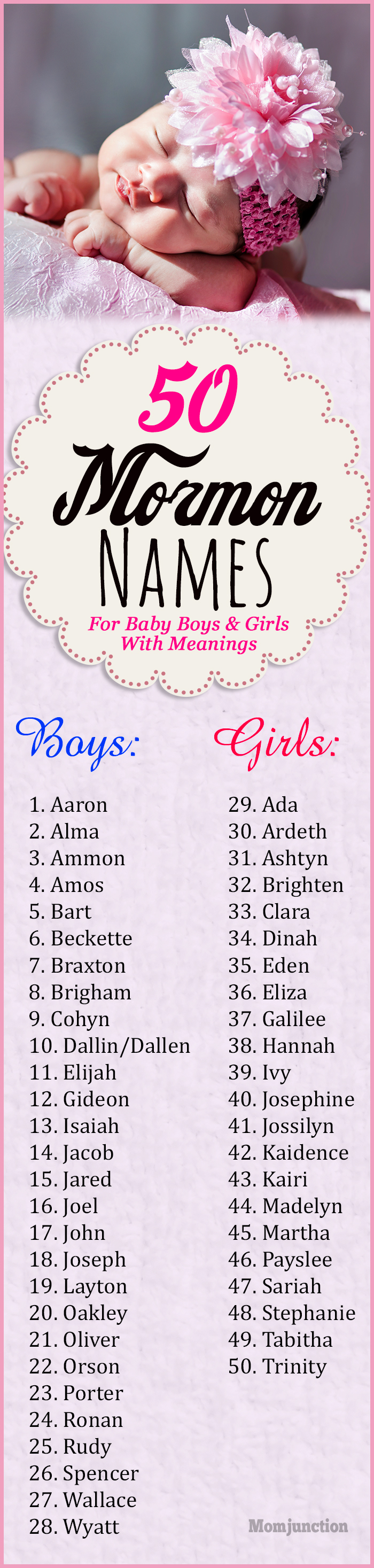 Rugged Baby Boy Names