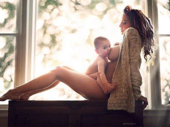10 Breathtaking Photos Of Mothers Breast-Feeding Their Babies - Wow!