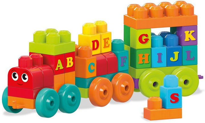 Basic numbers and alphabet
