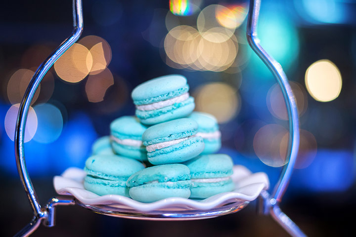 Easy Macaroon Cookie Recipe for Boys Baby Shower