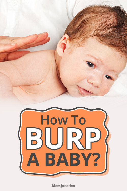 How To Burp A Baby?