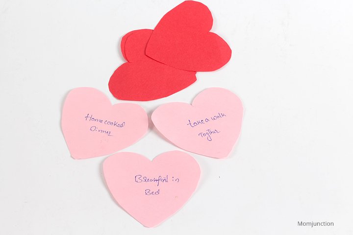 a07e2f919 Each voucher or coupon bears a romantic thing that you would enjoy with your  spouse. For instance, 'Take ...