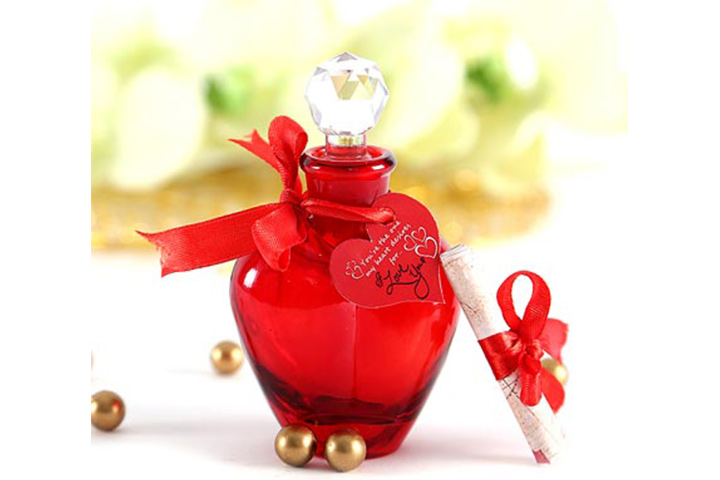 Message Of Love In Bottle