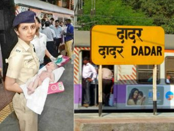 Mumbai Local Stops For 30 Minutes As Passengers Help Deliver A Baby