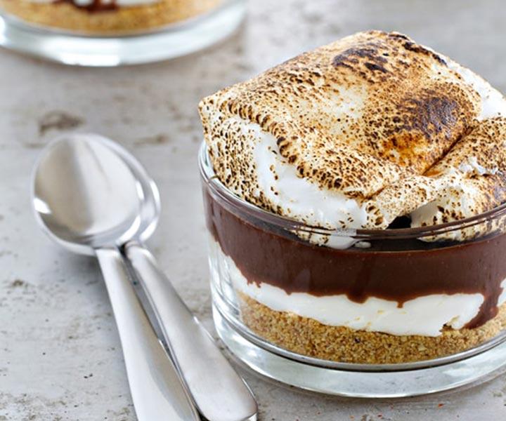 No Bake S'mores Desserts