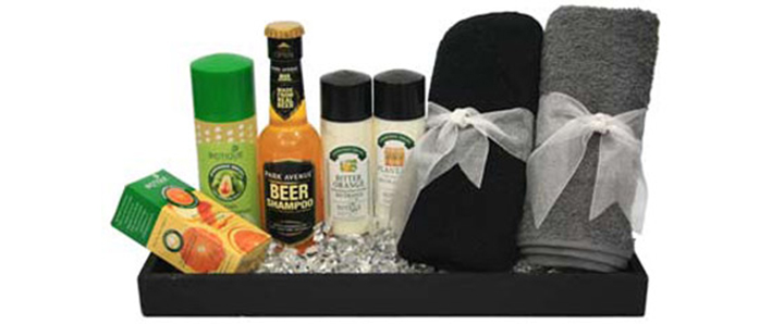 Spa Hamper For Him