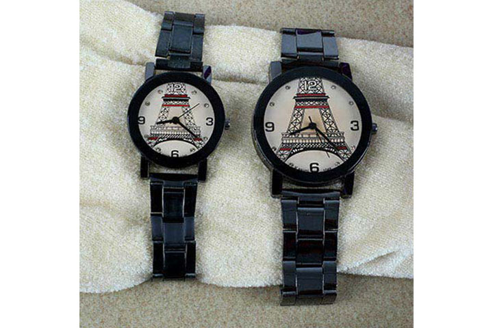 Stainless Steel Watch Set