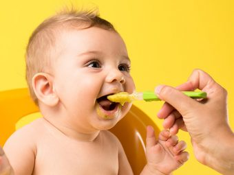 10 Ways To Make Fussy Babies Love Their Food