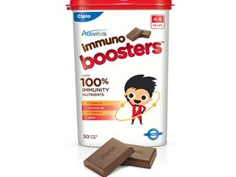 ActivKids Immuno Boosters - A Nutrition Product That Mothers Can Trust And Kids Will Love