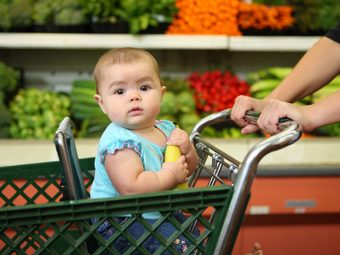 Baby In Car Seat Placed Over A Shopping Cart? Here's What Might Happen!