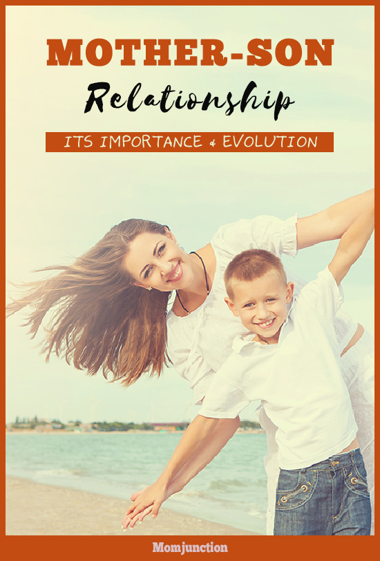Mother-Son Relationship: Why It Is Important And How It