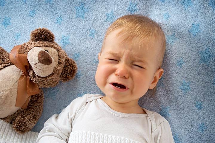 Sleep Training and Baby Stress