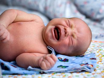 What Do I Do If My Baby Cries At Night?