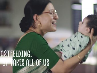 It Takes All Of Us: This Video's Message On Breastfeeding Is Magnificent