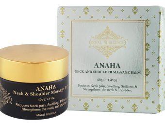 MomJunction Honest  Review: Royal Indulgence Anaha Neck & Shoulder Pain Balm