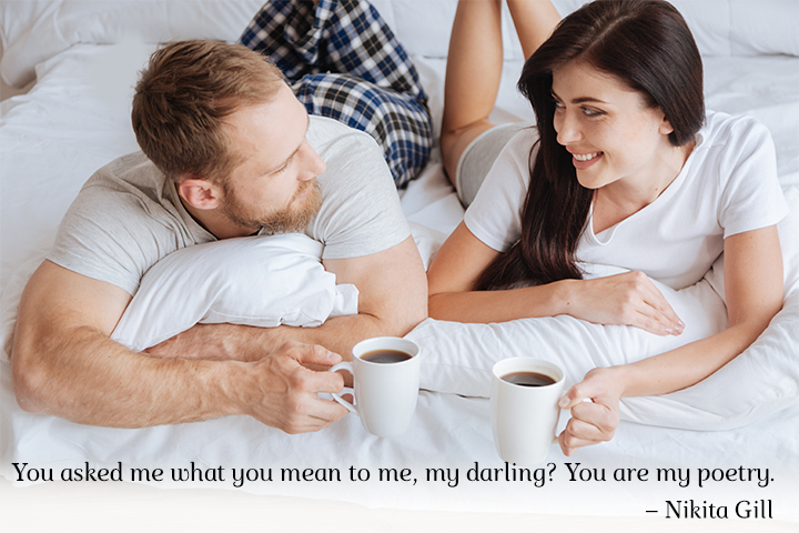 Good Morning Love Poems for Wife - You Are My Poetry