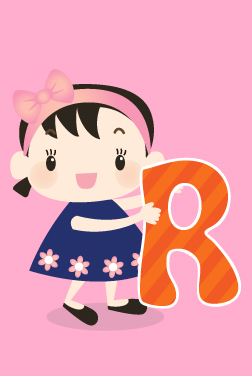Baby Girl Names Starts With R