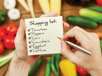 This Woman's Hilarious Grocery List To Her Husband Is Going Viral