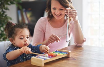How I Turned My Baby's Playtime Into Learning Time
