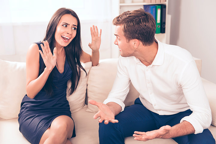 why couples argue over small things