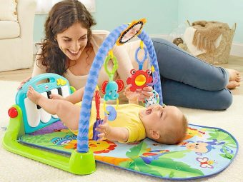7 Toys You Should Buy To Boost Your Baby's Cognitive Skills