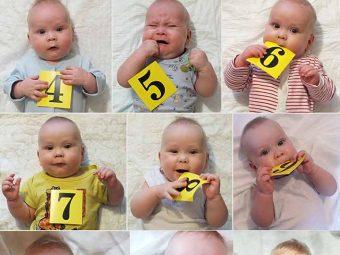 5 Crucial Milestones In Baby's First Year: A Developmental Checklist
