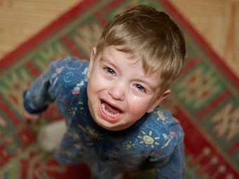 Does Your Toddler Bang Head In Anger? Here's What You Need To Know
